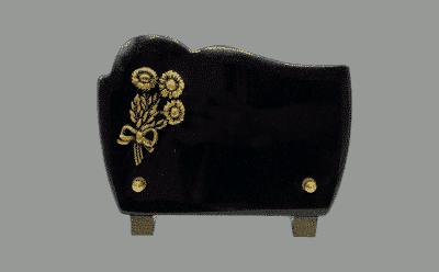 image marbrerie noire